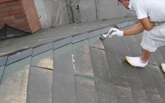 屋根塗装画像