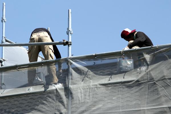 屋根工事の基礎知識