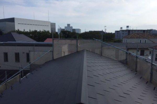 屋根カバー工事 東京都東大和市 N様