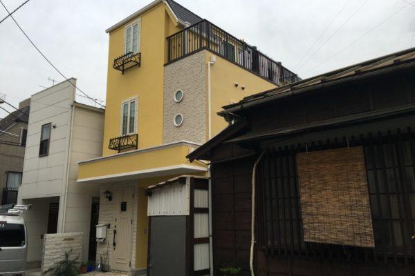 東村山市 外壁塗装 屋根塗装 コーキング工事 オートンイクシード