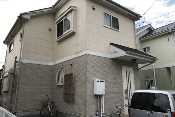 東京都小平市 外壁塗装・屋根塗装 ダイナミックトップ 快適サーモF