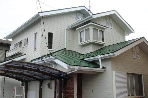 東京都東村山市 外壁塗装・屋根塗装・付帯部塗装 パーフェクトトップ