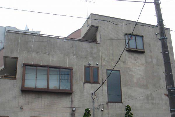 東京都東大和市 外壁塗装 日本ペイント ファイン4Fセラミック