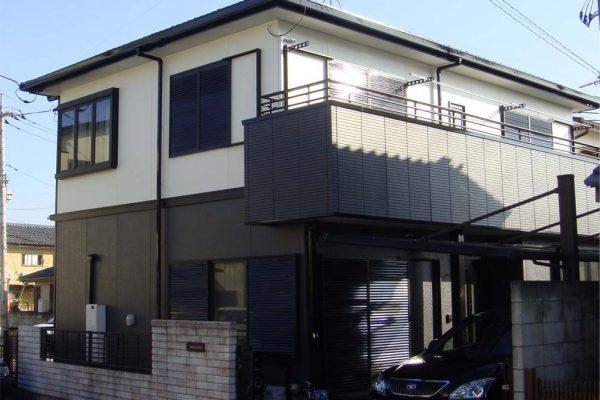 東京都清瀬市 外壁塗装 屋根塗装 パーフェクトトップ