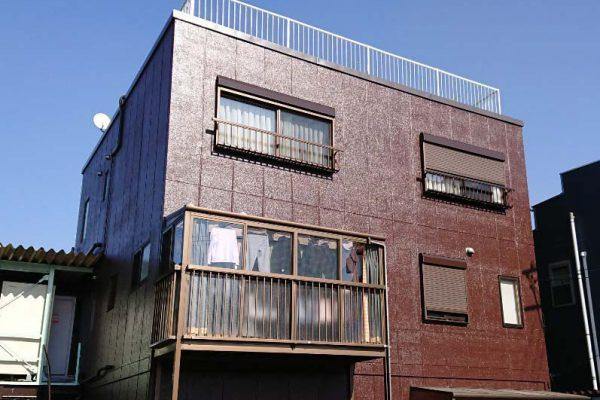 東京都東村山市 外壁塗装 コーキング工事 パーフェクトトップ