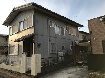 東京都武蔵村山市にて外壁塗装用の現場調査!