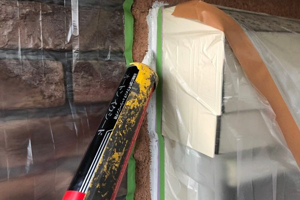 東京都清瀬市 外壁塗装 屋根塗装 コーキング(シーリング)工事 オートインクシード