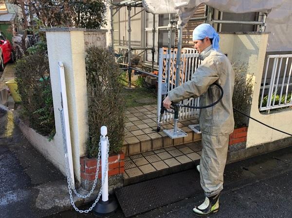 東京都清瀬市 外壁塗装 屋根塗装 塗料 水谷ペイント 快適サーモシリーズ 関西ペイント アレスダイナミックトップ