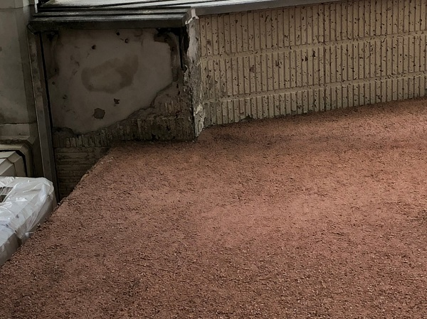 東京都東大和市 屋根塗装 軒天補修 無料診断