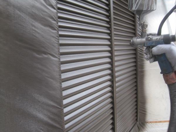 東京都東久留米市 外壁塗装 付帯部塗装 アステック リファイン1000