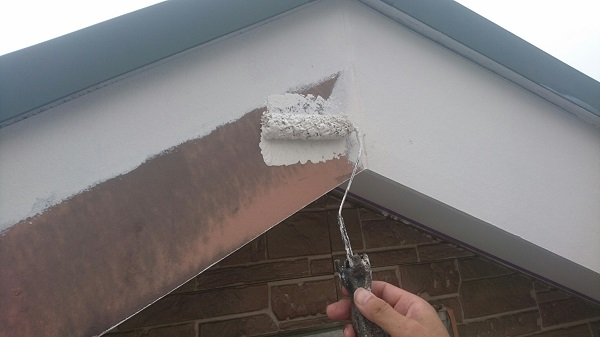東京都東大和市 屋根塗装 外壁塗装 断熱塗料 ガイナ
