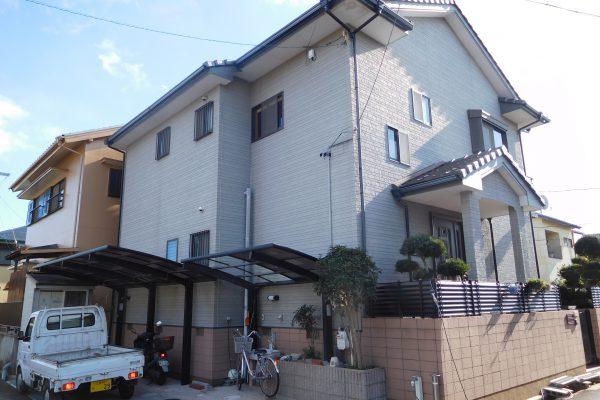 東京都東久留米市 外壁塗装 シーリング打ち替え工事