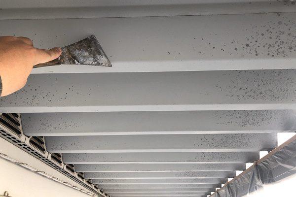 東京都東村山市 外壁塗装 屋根塗装 付帯部塗装 下地処理 ケレン作業 (1)