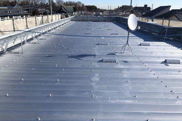 東京都東村山市 外壁塗装 屋根塗装 付帯部塗装 下塗り