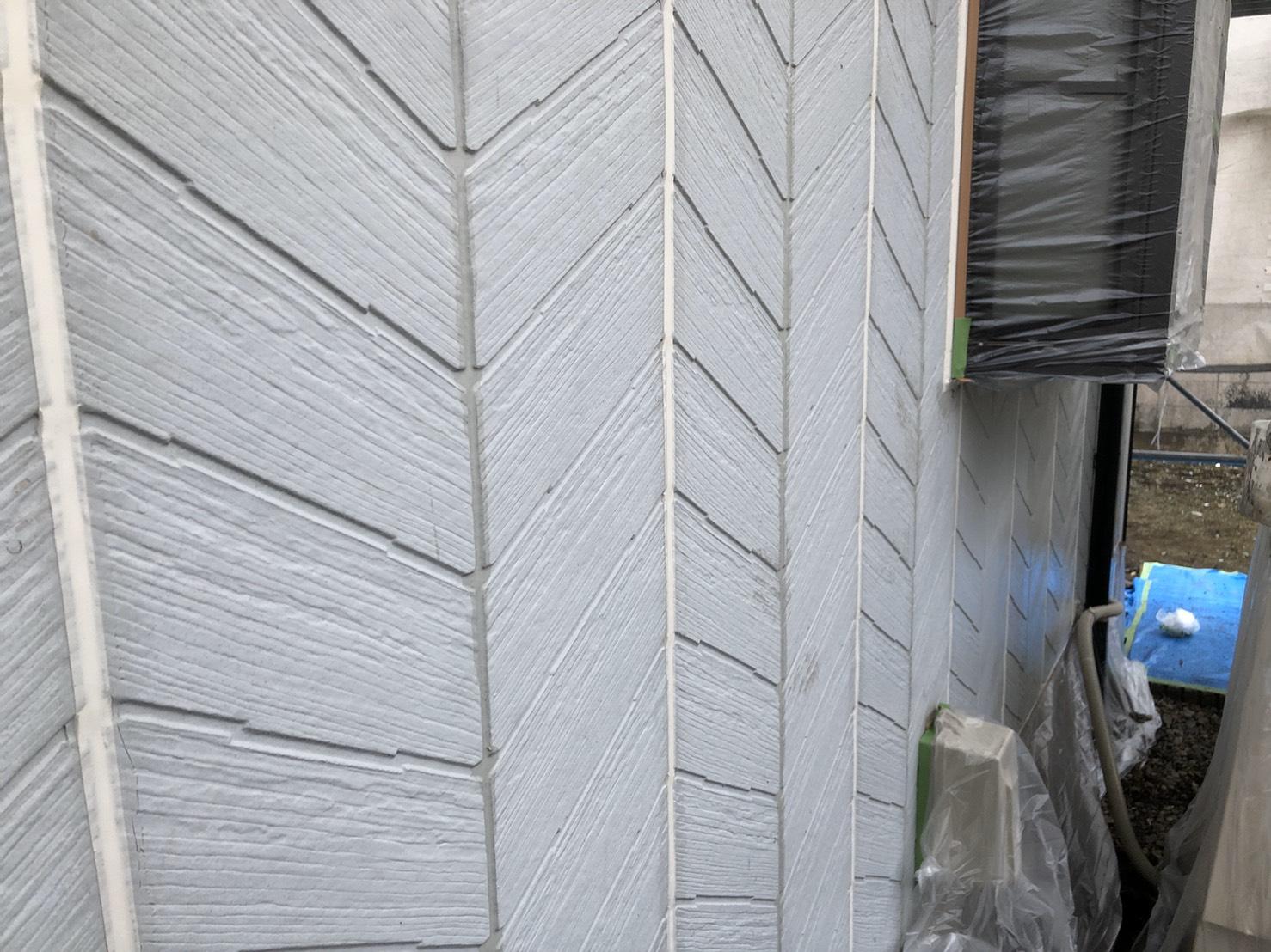 東京都清瀬市 雨樋塗装 リフォームサミット専用塗料 RSプライマー (1)