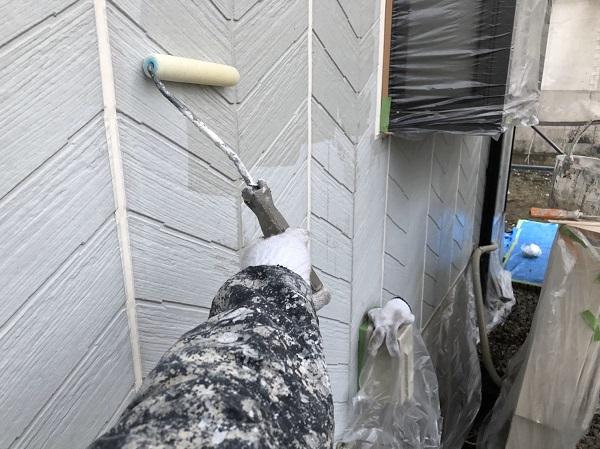 東京都清瀬市 雨樋塗装 リフォームサミット専用塗料 RSプライマー (2)