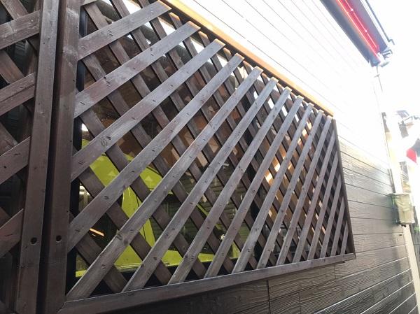 東京都小平市 外壁塗装 屋根塗装 付帯部塗装 施工前 症状 (2)