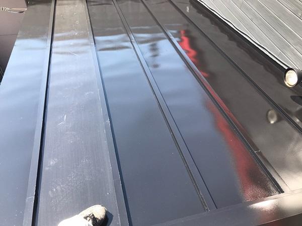 東京都小平市 外壁塗装 屋根塗装 外壁・屋根下塗り (4)