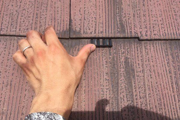 東京都小平市 屋根塗装 外壁塗装 リフォームサミット専用塗料 RSルーフ2液Si タスペーサー