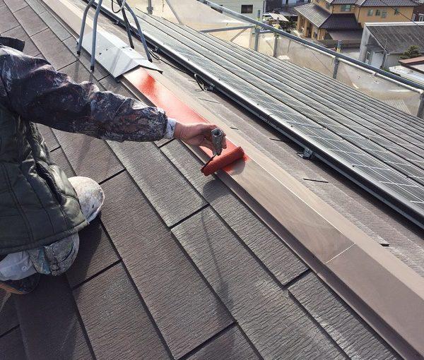 東京都清瀬市 外壁塗装 屋根塗装 外壁・軒天塗装 塗料について 関西ペイント RSプライマー RSルーフ2液F (4)