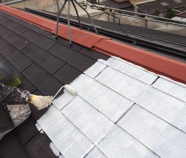 東京都清瀬市 外壁塗装 屋根塗装 外壁・軒天塗装 塗料について 関西ペイント RSプライマー RSルーフ2液F (3)