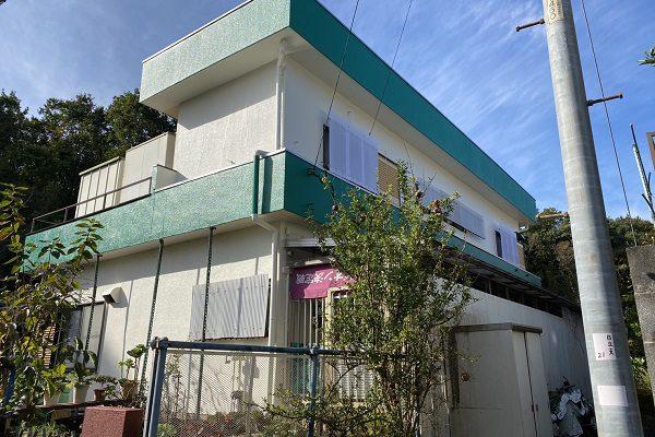 東京都東大和市 K様邸 外壁塗装・付帯部塗装