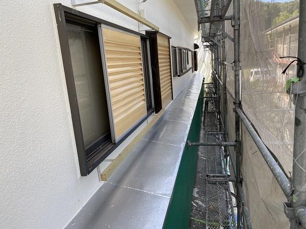 東京都東大和市 K様邸 屋根塗装・外壁塗装・付帯部塗装 (3)