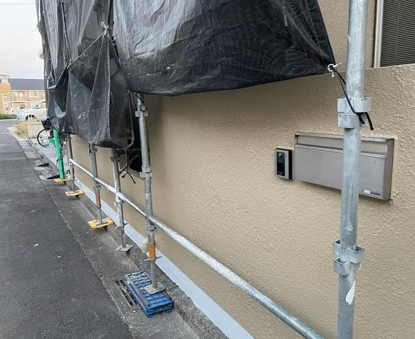 東京都東大和市 M様邸 外壁塗装 重ね塗りが必要な理由 アステック リファイン1000 (1)