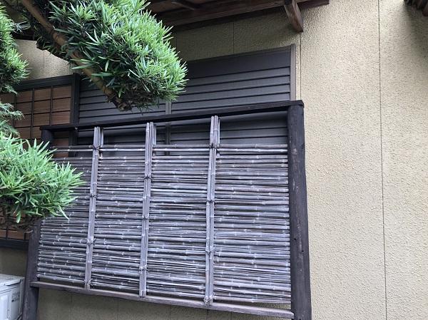 東京都東大和市 E様邸 外壁塗装・付帯部塗装 現場調査 チョーキング現象とは (1)