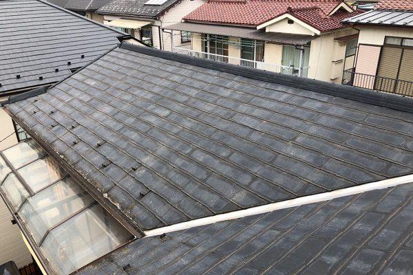 東京都東大和市 E様邸 屋根塗装