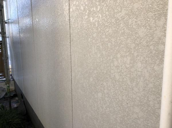 東京都清瀬市 アパート 外壁塗装・屋根塗装 下地処理の重要性 高圧洗浄 (4)