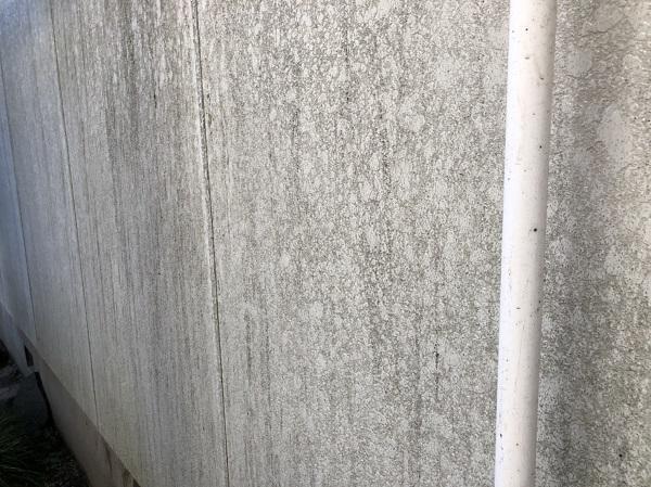 東京都清瀬市 アパート 外壁塗装・屋根塗装 下地処理の重要性 高圧洗浄 (1)
