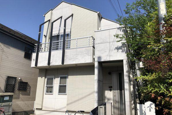 東大和市 屋根・外壁塗装工事 ベランダ塗装 N様邸
